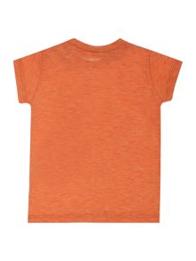 Benetton Boys Teddy graphic tee