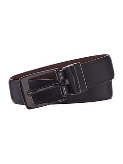 Lizlow reversible leather belt