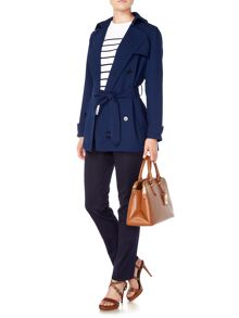 Lauren Ralph Lauren Quisier lightweight belted coat