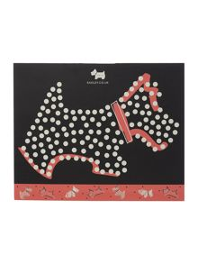 Radley Fleet street multi coloured desk pad