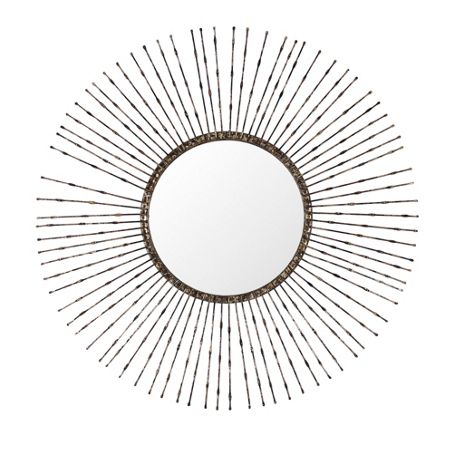 Living by Christiane Lemieux Bowden sun mirror