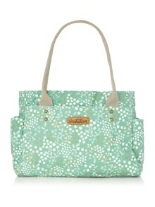 Brakeburn Floral print day bag