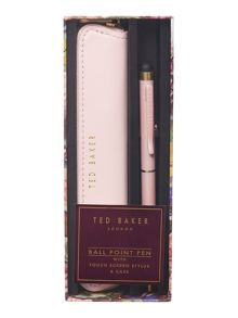 Ted Baker Light pink touchscreen pen