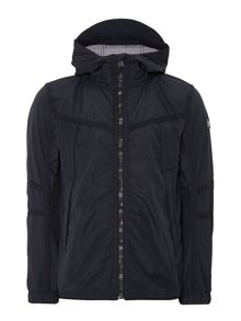 Duck and Cover Kempton-2 light weight hooded jacket