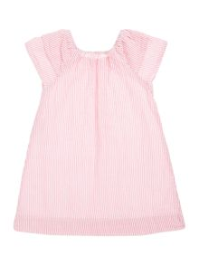 Benetton Girls Sparkle printed dress