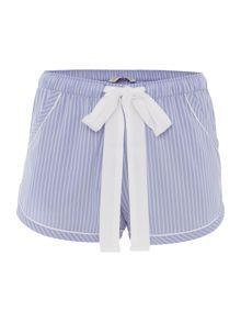 Cyberjammies Blue stripe pj shorts