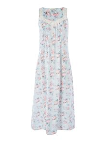 Nora Rose Ditsy print nightdress