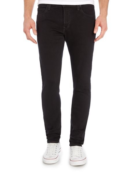 Lee Malone ink black skinny fit jean