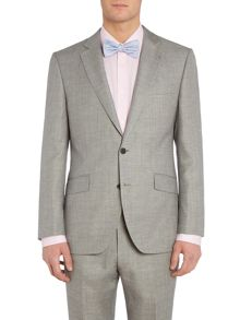 New & Lingwood Beckenham SB2 Linen Suit Jacket