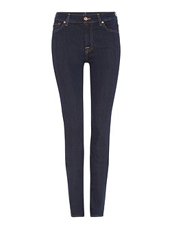 Rozie high rise skinny jeans in long beach