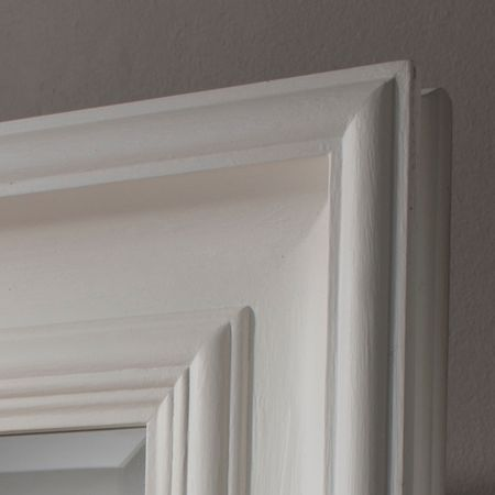 Linea Canterbury Cream Mirror