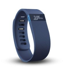 Fitbit Charge Wireless Activity & Sleep Wristband Blue