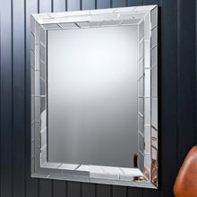 Casa Couture Carmela Rectangle Wall Mirror
