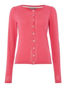 LILY & ME Button up knitted cardigan