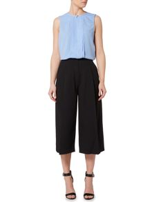 Ellen Tracy Wide leg crop trouser