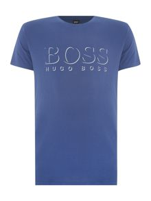Hugo Boss Short Sleeved Logo T-Shirt
