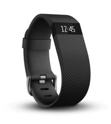 Fitbit Charge HR Wireless Heart Rate Wristband Black