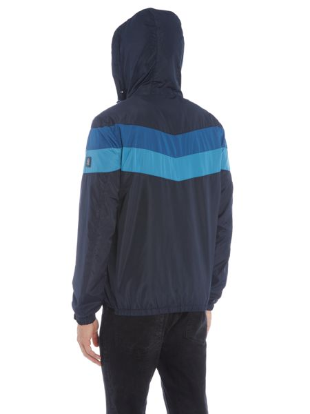 Duck and Cover Pennant jacket