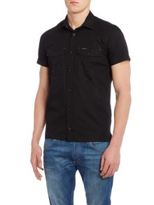 Duck and Cover Ensign Short Sleeve shirt