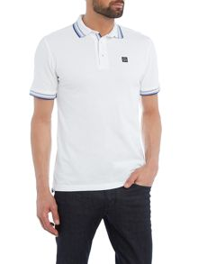 Duck and Cover Vertex polo shirt