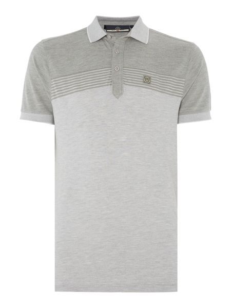 Duck and Cover Flux polo shirt