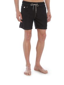 Duck and Cover Slick swim shorts