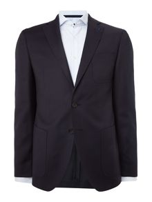 Hugo Boss Raye Fashion Slim Texture Jacket