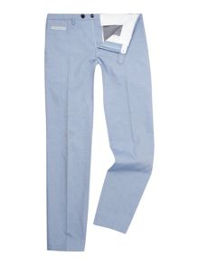 Hugo Boss Wilhelm Cotton Oxford Trousers
