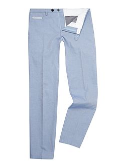 Wilhelm Cotton Oxford Trousers
