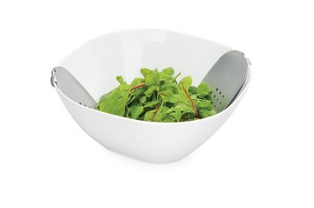 Universal Expert Salad Bowl with Serving Hands