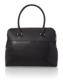 Modalu Pippa black medium tote bag