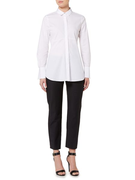 Ellen Tracy Fit and flare tunic shirt