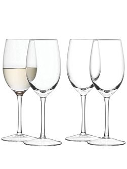 24 White Wine Glass, 260ml