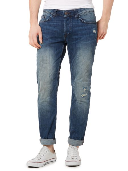 Only & Sons Rip and Repair Jeans