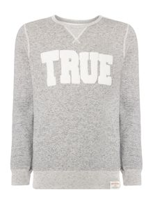 True Religion Regular Fit True Sweatshirt