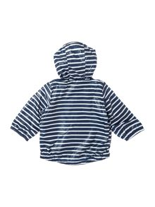 Benetton Boys Hooded raincoat
