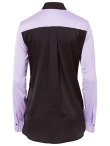Basler Colour Block Blouse