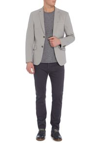 Linea Gallager Cotton Blazer