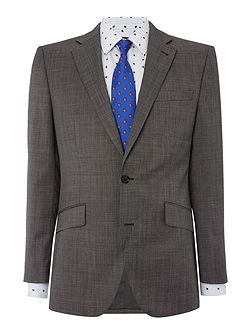 Chiswick SB2 Notch Lapel Oxford Suit Jacket