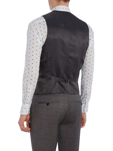 New & Lingwood Chiswick Oxford Suit Waistcoat