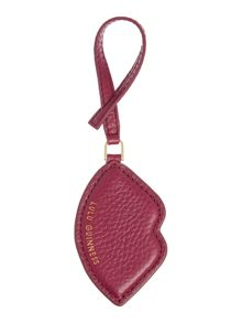 Lulu Guinness Pebble purple lip charm