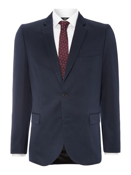 PS By Paul Smith Linen Suit Jacket