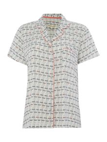 Dickins & Jones Teacup woven shirt