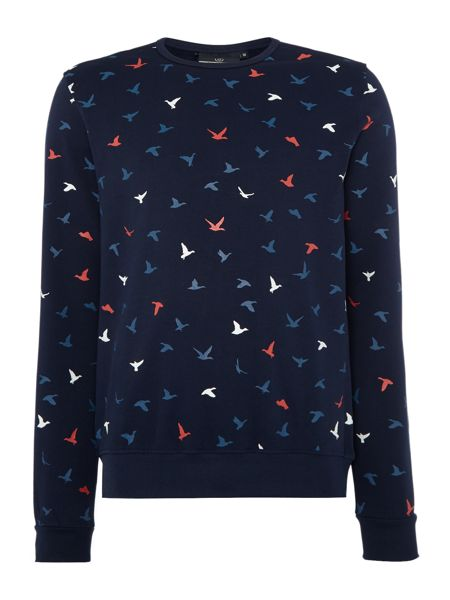 Duck and Cover Freestyle sweat
