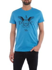 Duck and Cover Flagship t-shirt