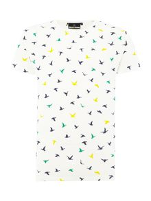Duck and Cover Rewind t-shirt