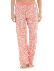 Dickins & Jones Fleurs turn up trousers