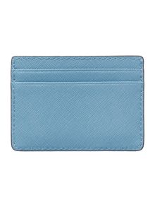 Jet set blue cardholder