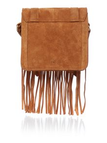 Label Lab Finn fringe detail crossbody