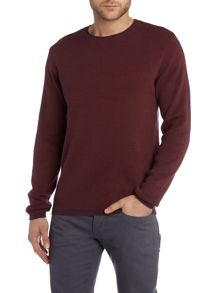 Jack & Jones Fine Knit Crew Neck Long Sleeve Jumper